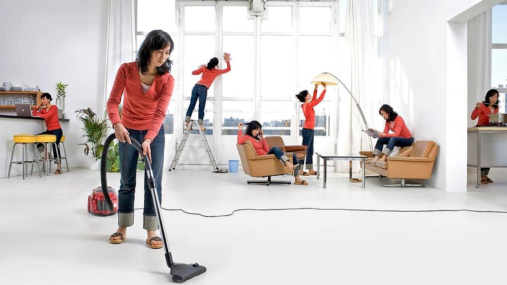 domestic cleaning Sunshine Coast.
