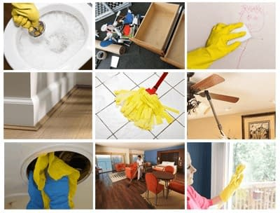 What are Things to be Covered in the Bond Cleaning Services Sunshine Coast?