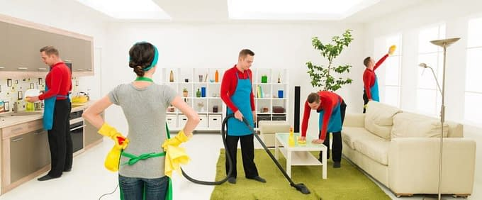Bond Cleaning Made Easy with Professional Cleaners