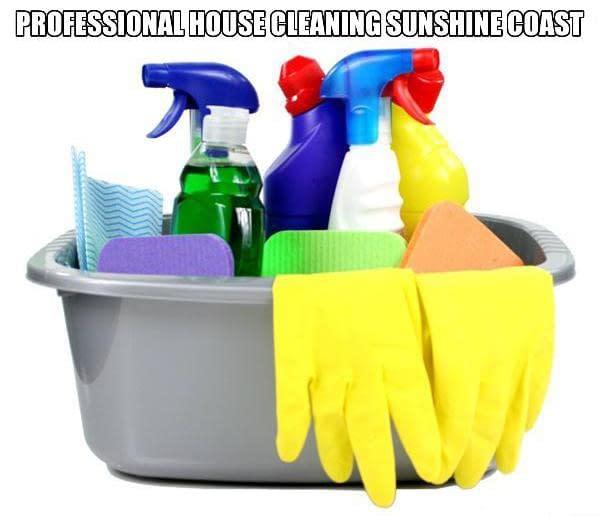 Fully Insured House Cleaning sunshine coast