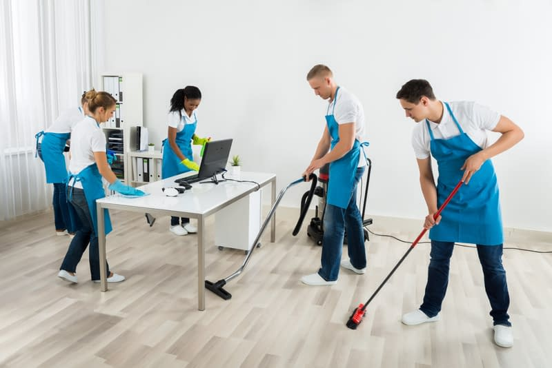 Commercial Cleaning Brisbane Best Office Cleaners Brisbane