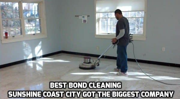Bond Cleaning Services Sunshine Coast