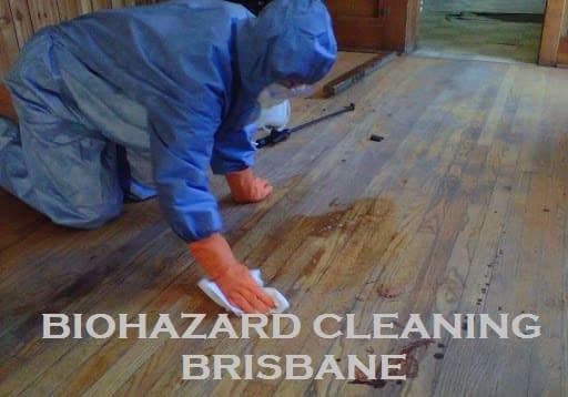Biohazard Cleaning Brisbane