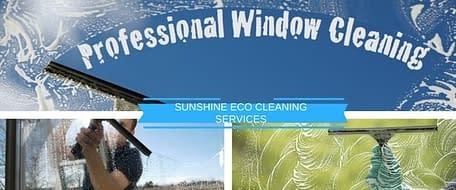 4 Benefits of Hiring A Professional Window Cleaning Sunshine Coast Company