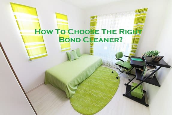 How To Choose The Right Bond Cleaner?